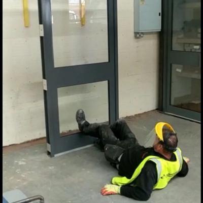 security glazing system