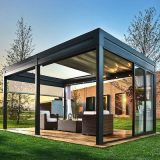 Glass Gazebos