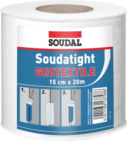 Geotextile membrane – Soudatight Geotextile